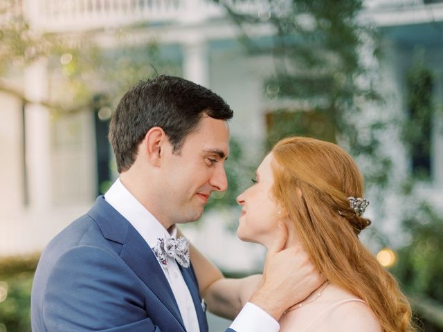 Bonnie and Sean's Wedding in Beaufort, South Carolina 23
