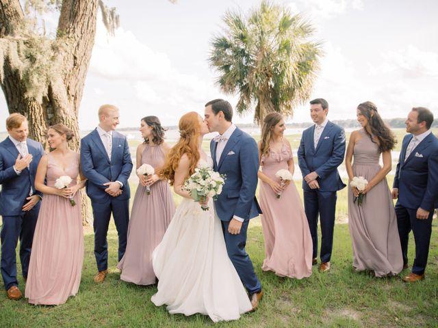 Bonnie and Sean's Wedding in Beaufort, South Carolina 26