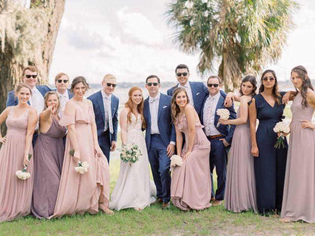 Bonnie and Sean's Wedding in Beaufort, South Carolina 28