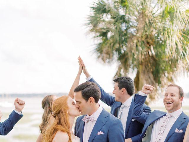 Bonnie and Sean's Wedding in Beaufort, South Carolina 29