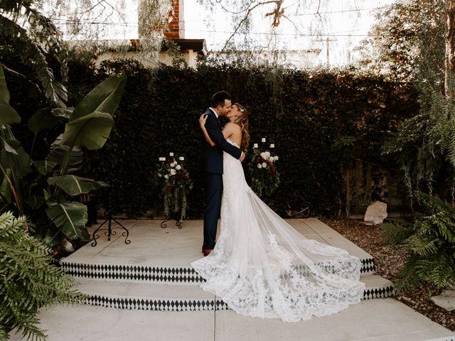 The wedding of Kara and Alex