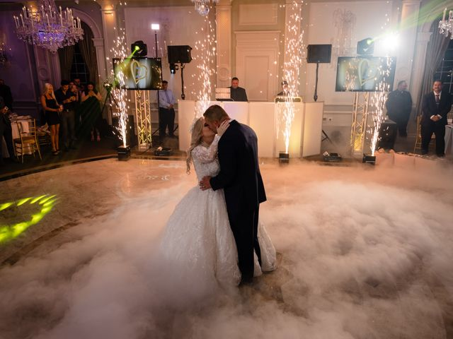 Jorge and Vera's Wedding in Northvale, New Jersey 18