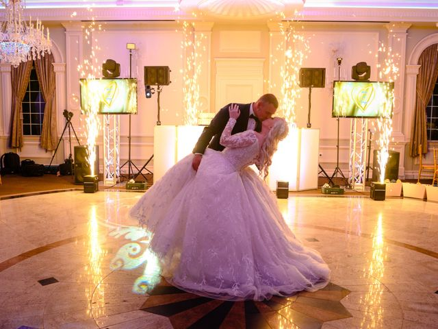 Jorge and Vera's Wedding in Northvale, New Jersey 24