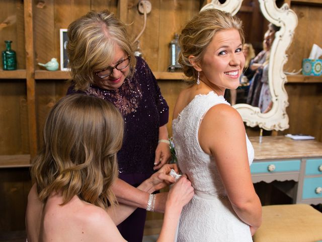 Ethan and Jessica's Wedding in Whitehall, Montana 17