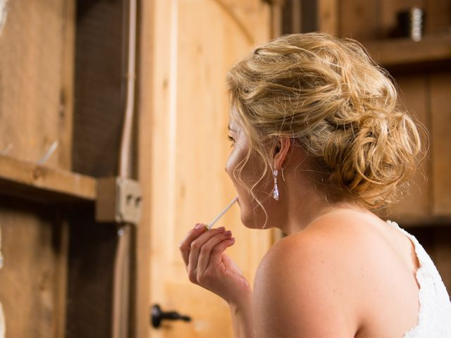 Ethan and Jessica's Wedding in Whitehall, Montana 18