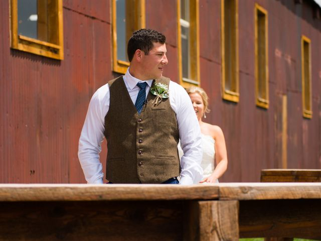 Ethan and Jessica's Wedding in Whitehall, Montana 21