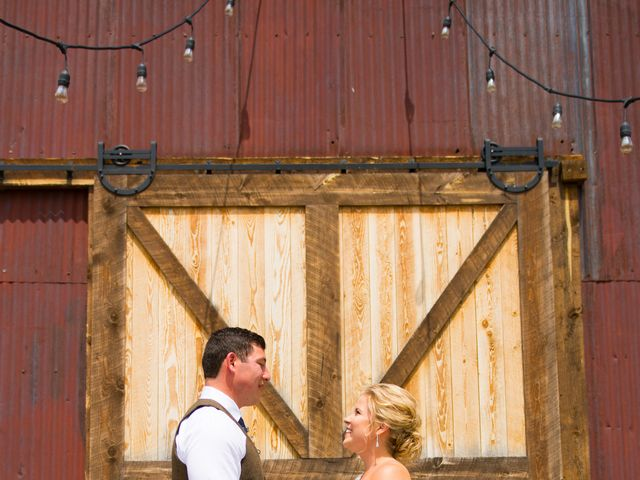 Ethan and Jessica's Wedding in Whitehall, Montana 22