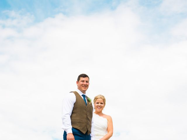 Ethan and Jessica's Wedding in Whitehall, Montana 35