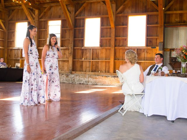 Ethan and Jessica's Wedding in Whitehall, Montana 45
