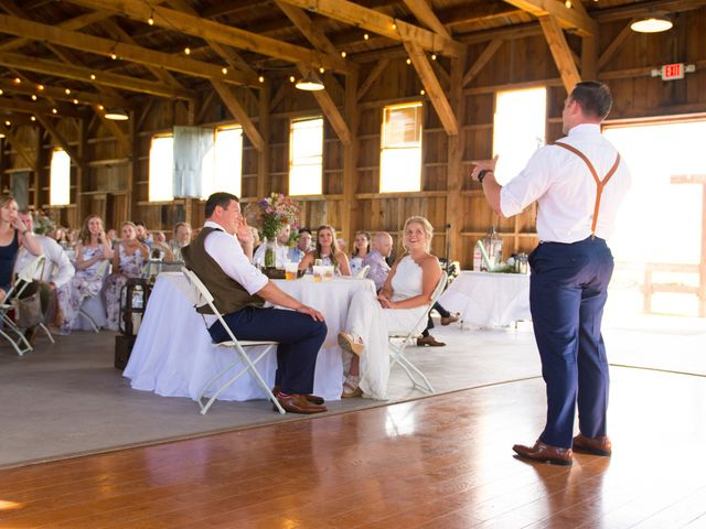 Ethan and Jessica's Wedding in Whitehall, Montana 46