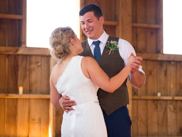 Ethan and Jessica's Wedding in Whitehall, Montana 50