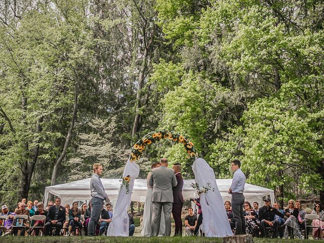 Brandon and Morgan's Wedding in Fairmont, West Virginia 1