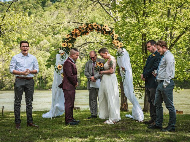 Brandon and Morgan's Wedding in Fairmont, West Virginia 2