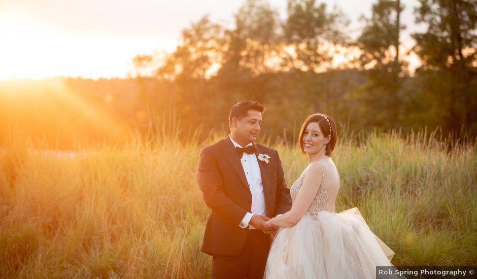 Sanjay and Lori's Wedding in Saratoga Springs, New York