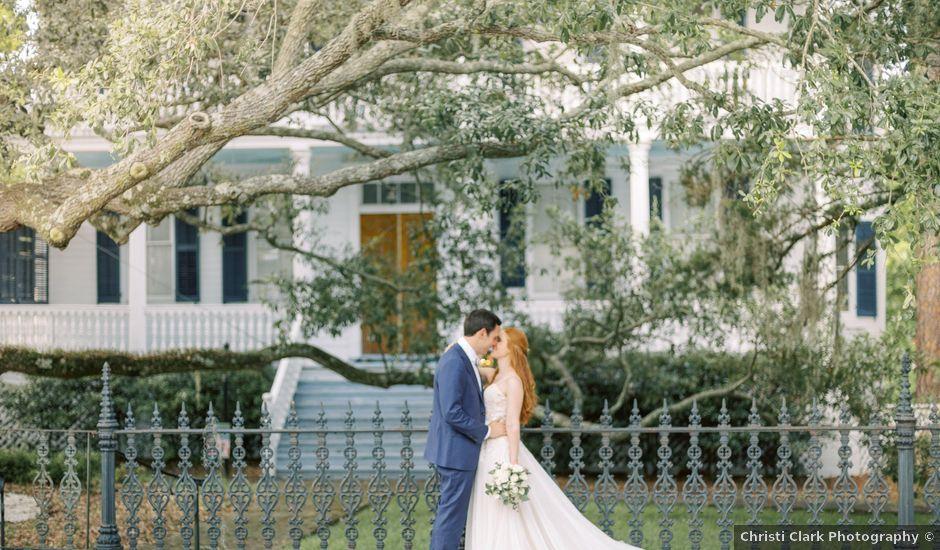 Bonnie and Sean's Wedding in Beaufort, South Carolina