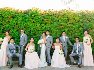 Christine and Daniel's Wedding in Sonoma, California 8