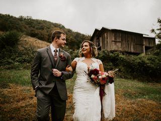 The wedding of Ashley and Benton