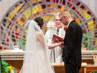 The wedding of Greg and Lindsay 1