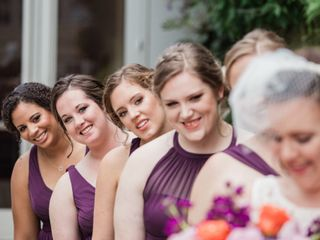 The wedding of Kristin and Jonathan 2