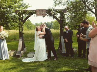 The wedding of Thea  and Leonard  1