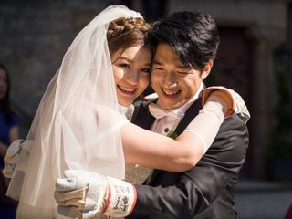 The wedding of Yizhen and Yulan