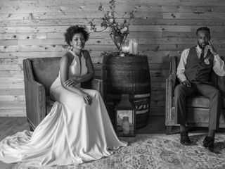 The wedding of David and Whitney