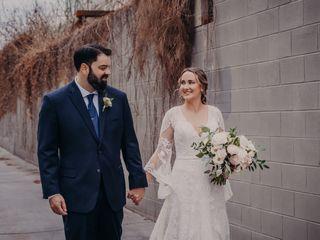 The wedding of Ryan and Sara