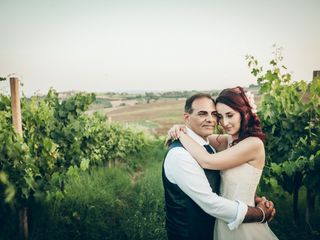 The wedding of Claudio and Silvia