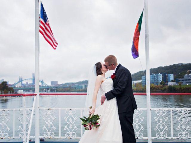 The wedding of Greg and Lindsay