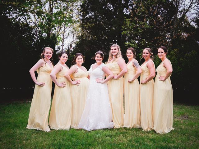 Ryan and Catherine's Wedding in Toms River, New Jersey 14