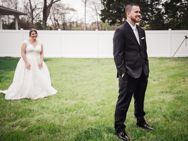 Ryan and Catherine's Wedding in Toms River, New Jersey 16