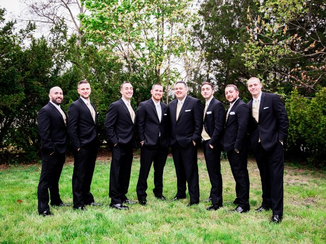 Ryan and Catherine's Wedding in Toms River, New Jersey 20