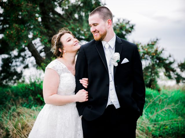 The wedding of Catherine and Ryan