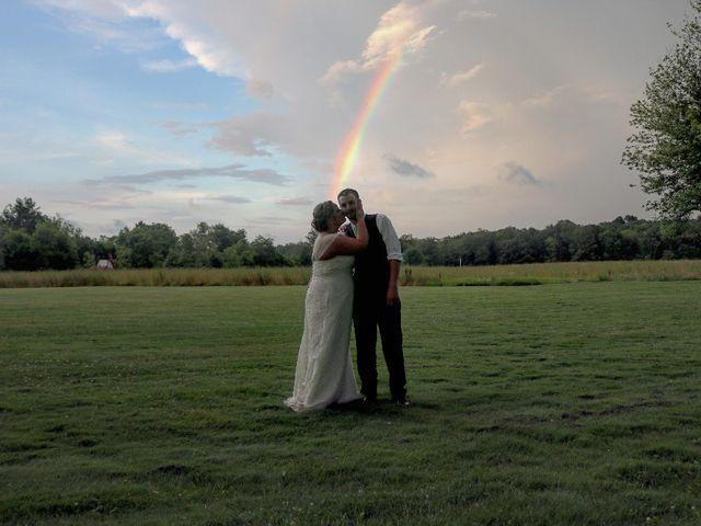 The wedding of Thea  and Leonard