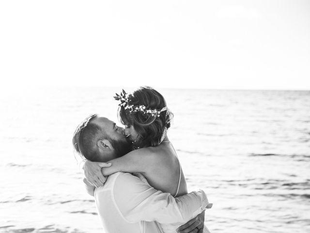 Jody and Tiffany's Wedding in Belize District, Belize 4