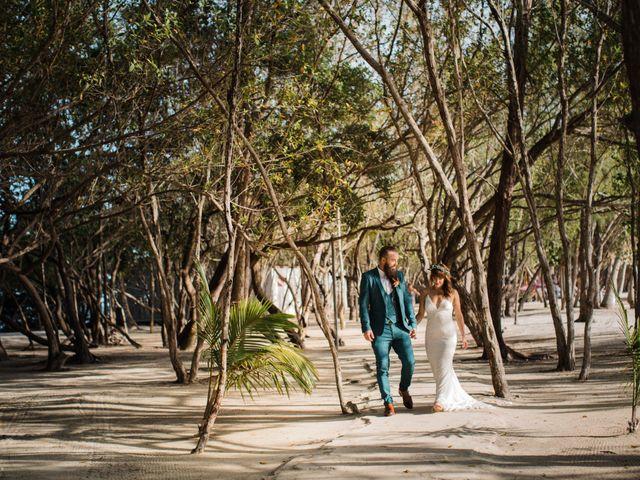 The wedding of Tiffany and Jody