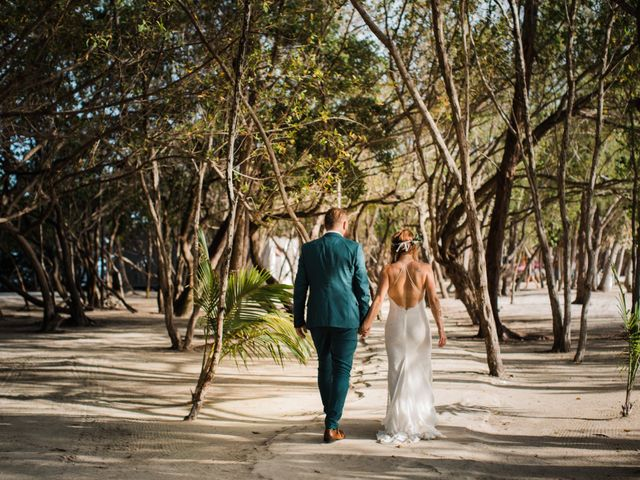 Jody and Tiffany's Wedding in Belize District, Belize 2