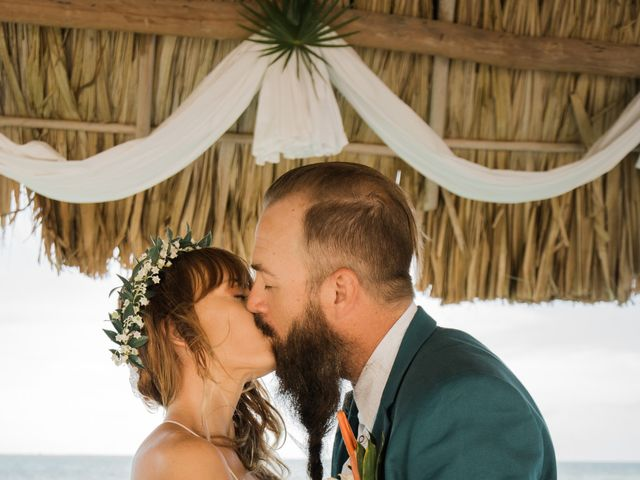 Jody and Tiffany's Wedding in Belize District, Belize 63