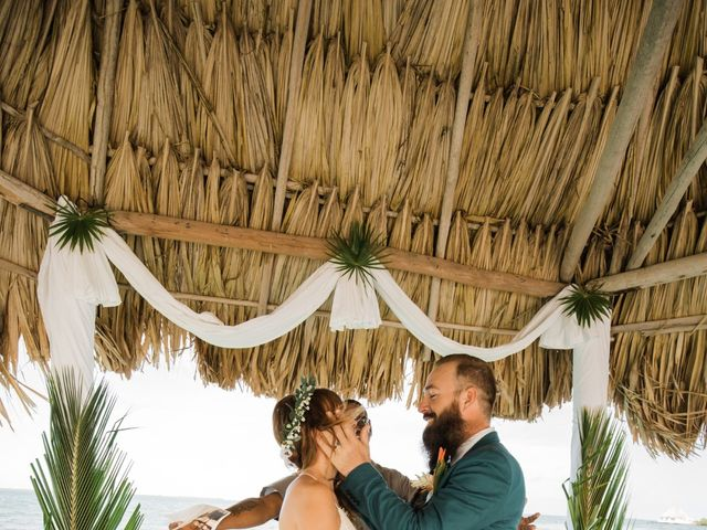 Jody and Tiffany's Wedding in Belize District, Belize 66