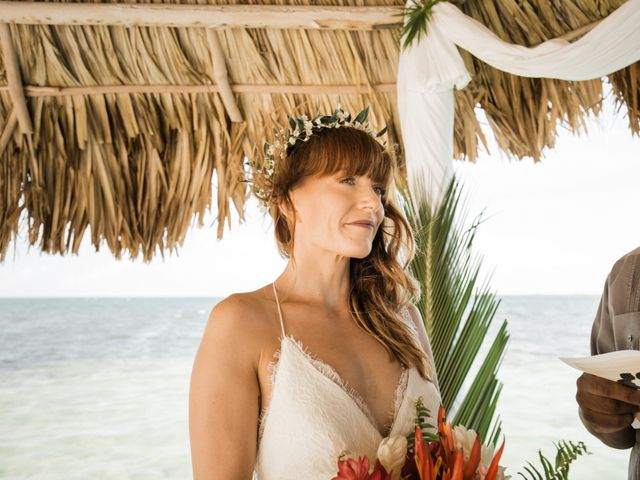 Jody and Tiffany's Wedding in Belize District, Belize 77