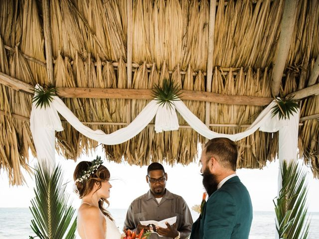 Jody and Tiffany's Wedding in Belize District, Belize 81