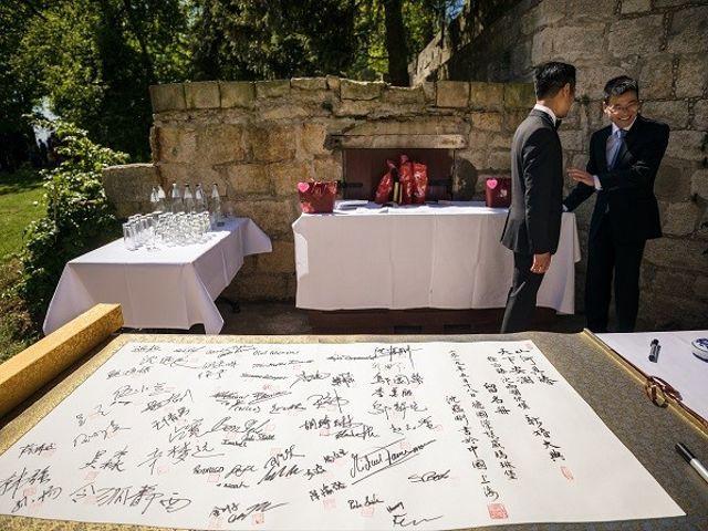 Yulan and Yizhen's Wedding in Austin, Texas 13