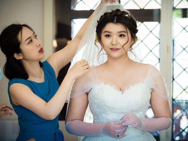 Yulan and Yizhen's Wedding in Austin, Texas 15