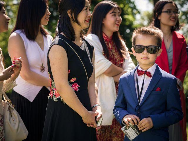 Yulan and Yizhen's Wedding in Austin, Texas 18