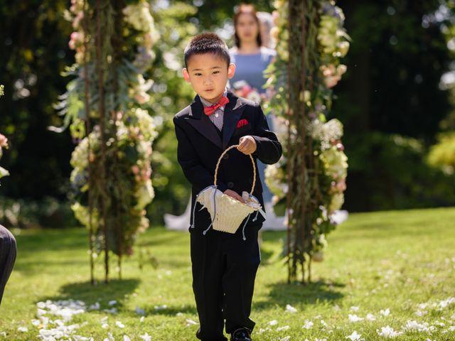Yulan and Yizhen's Wedding in Austin, Texas 20