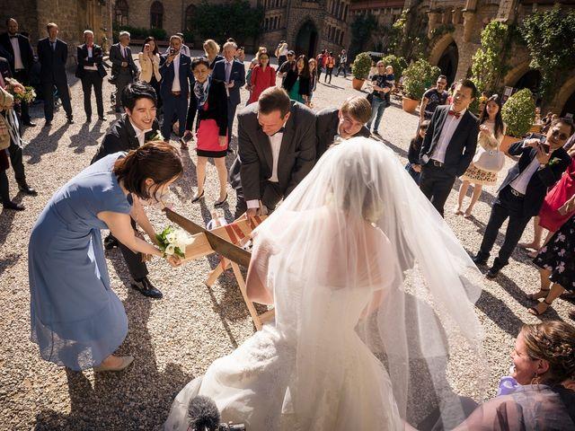 Yulan and Yizhen's Wedding in Austin, Texas 36