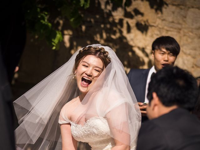 Yulan and Yizhen's Wedding in Austin, Texas 37