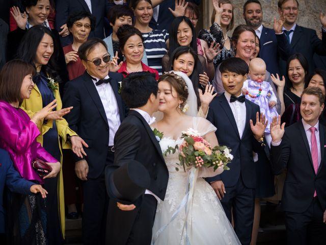 Yulan and Yizhen's Wedding in Austin, Texas 40