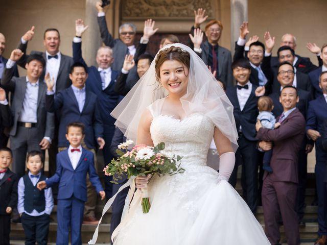 Yulan and Yizhen's Wedding in Austin, Texas 42