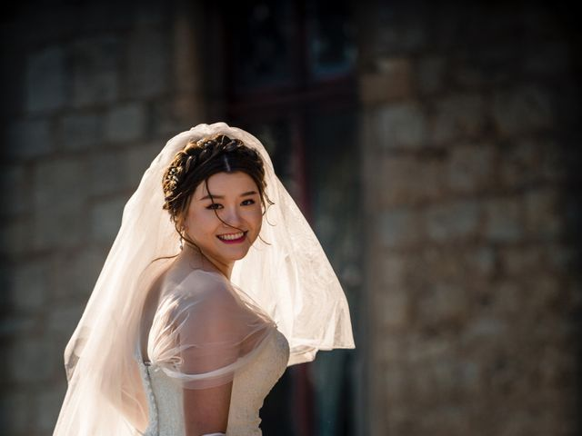 Yulan and Yizhen's Wedding in Austin, Texas 43